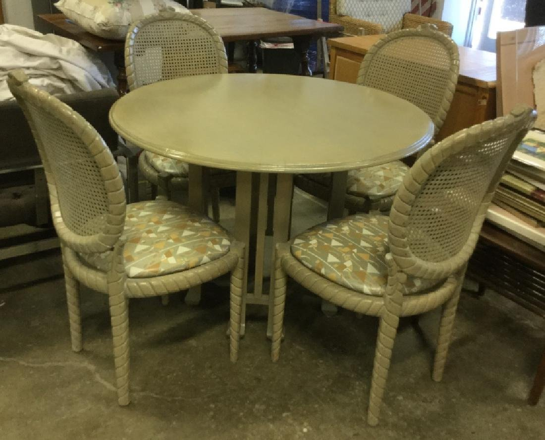 Set 5 Kitchen Table And Chairs