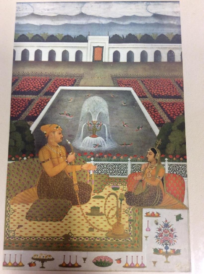 Group of Framed prints of Persian Scenes - 2