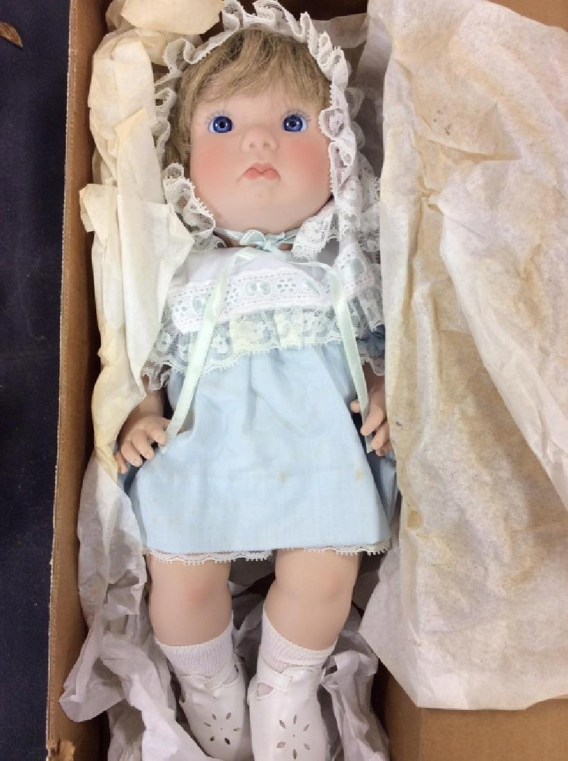 Set of 2 MIDDLETON DOLL CO. Collectible Dolls