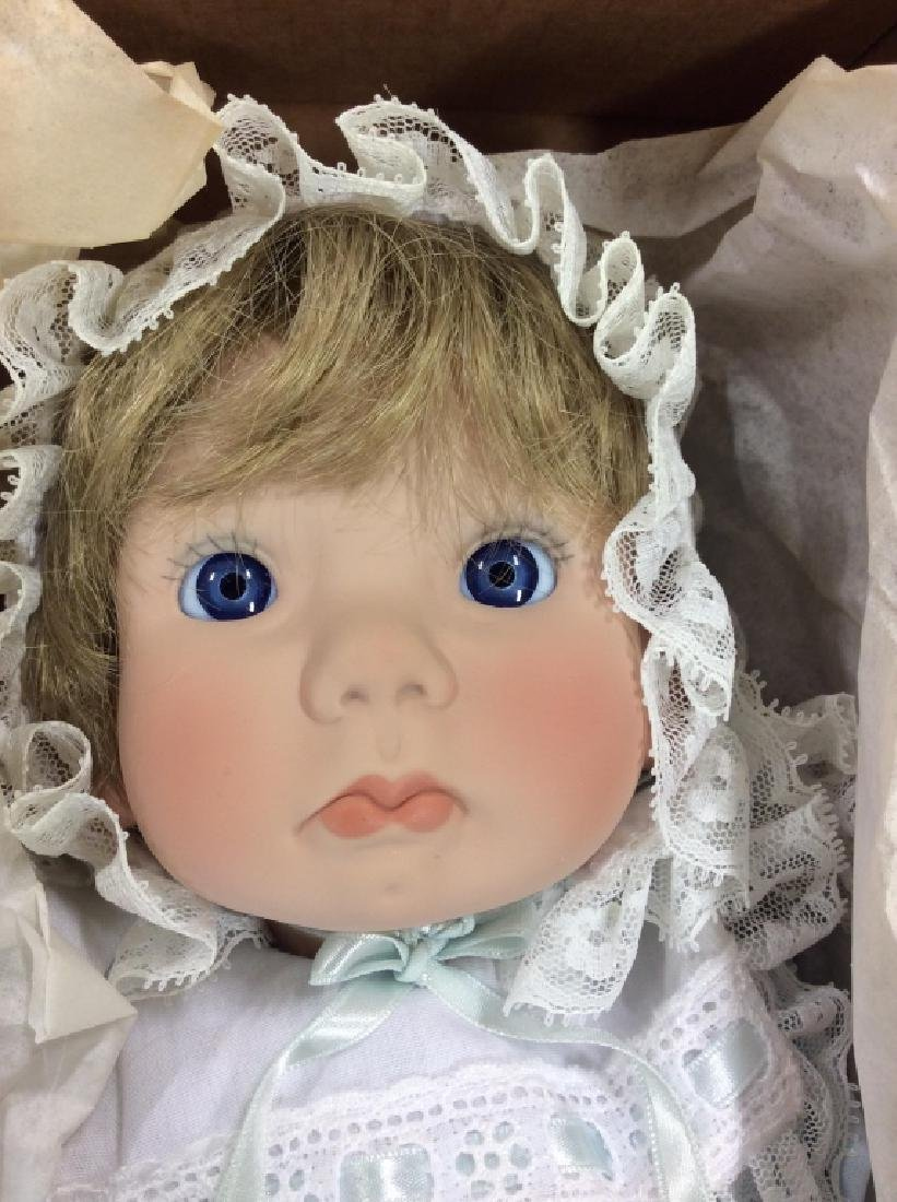 Set of 2 MIDDLETON DOLL CO. Collectible Dolls - 2