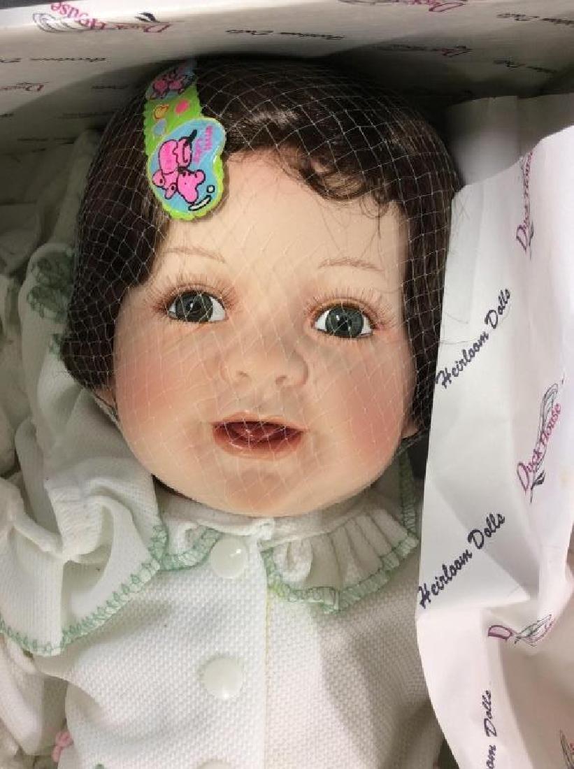 DUCK HOUSE Heirloom Doll 'Chelsi' - 2
