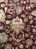 Hand Made Oriental Wool Pile Carpet
