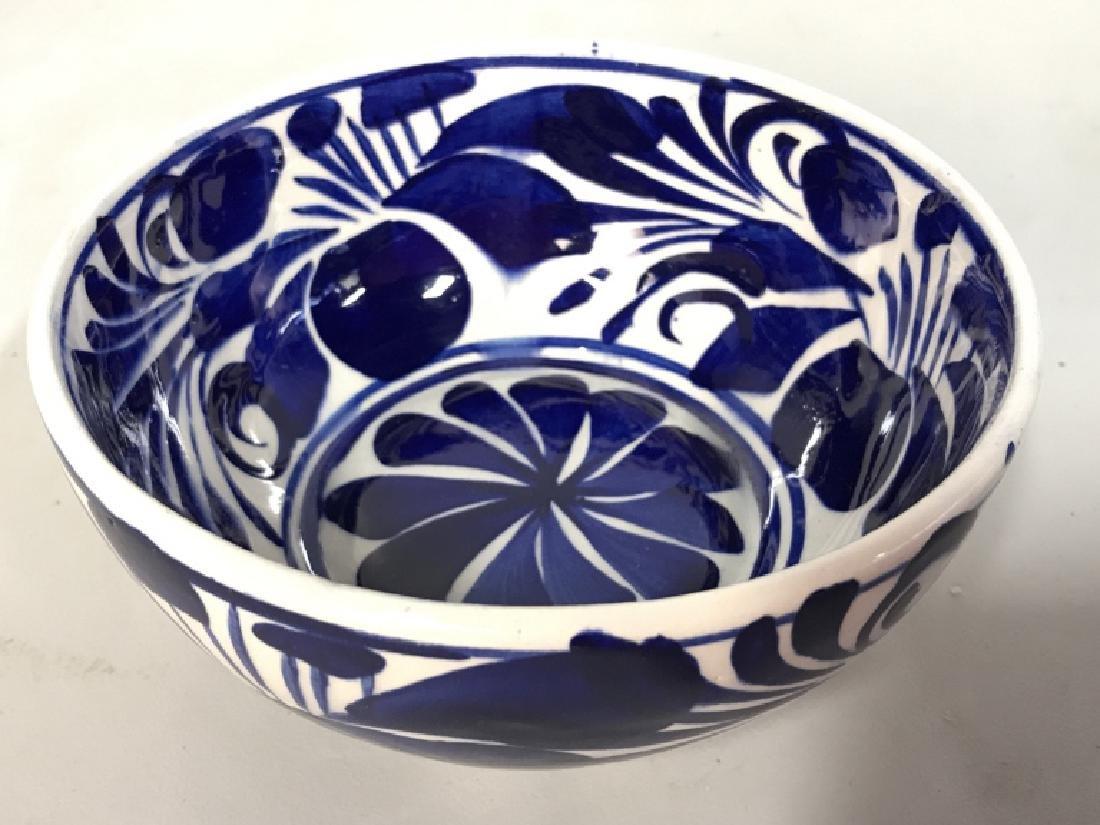 Set 6 Porcelain Hand Painted Bowl - 4
