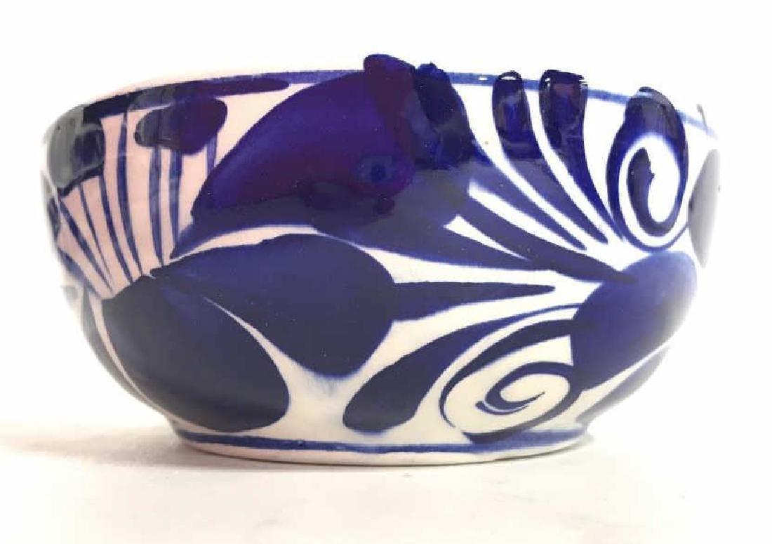 Set 6 Porcelain Hand Painted Bowl - 5