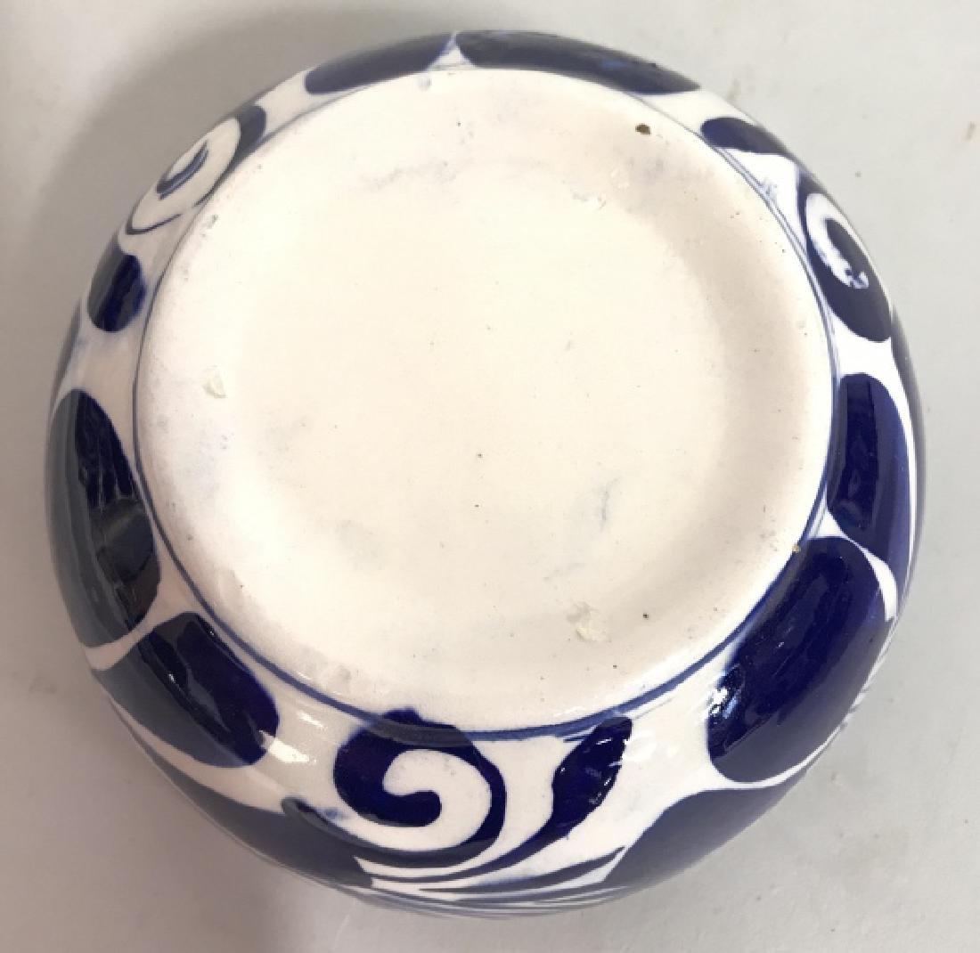 Set 6 Porcelain Hand Painted Bowl - 6