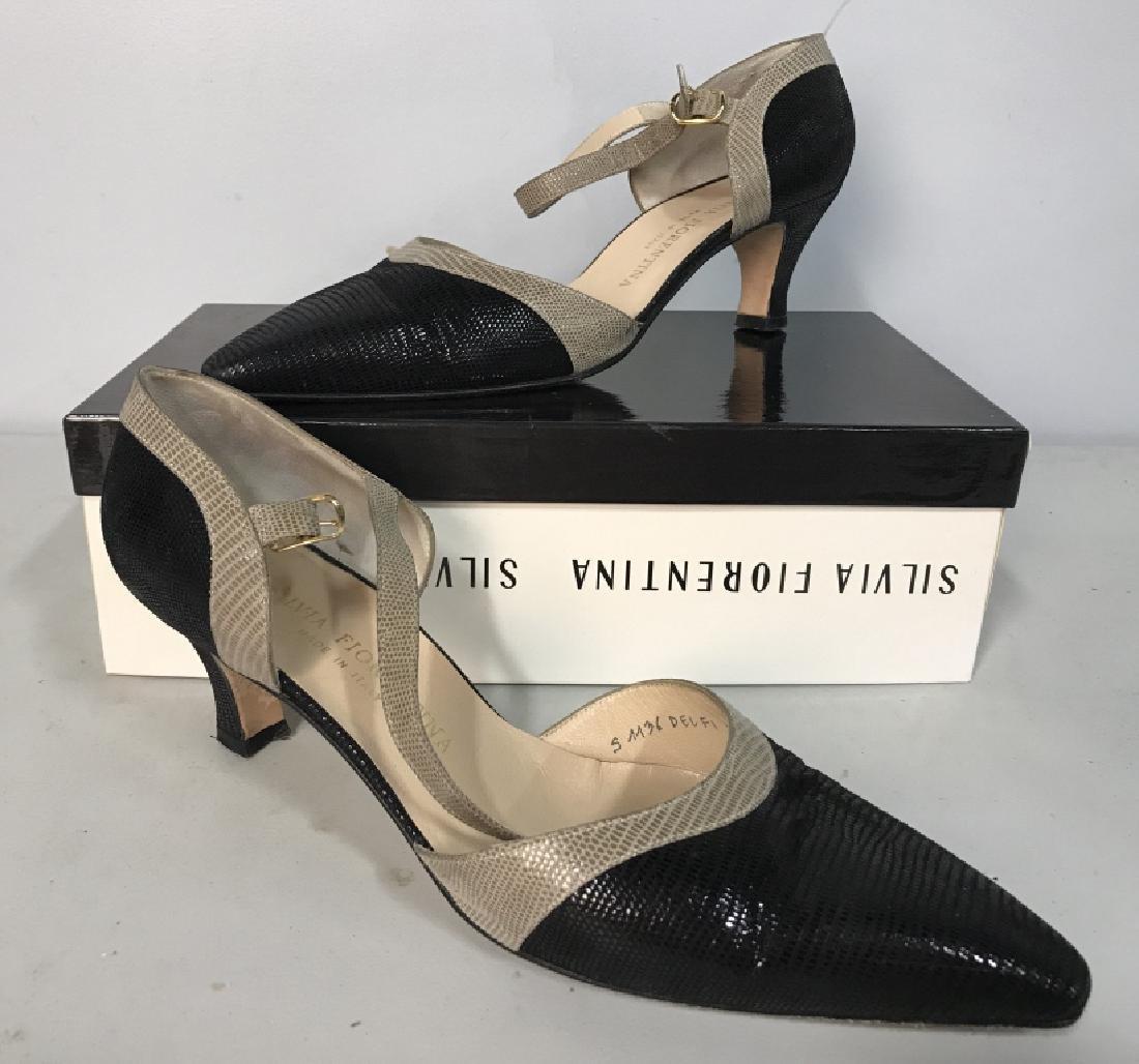 SILVIA FLORENTINA Women's Heels Size 7 1/2