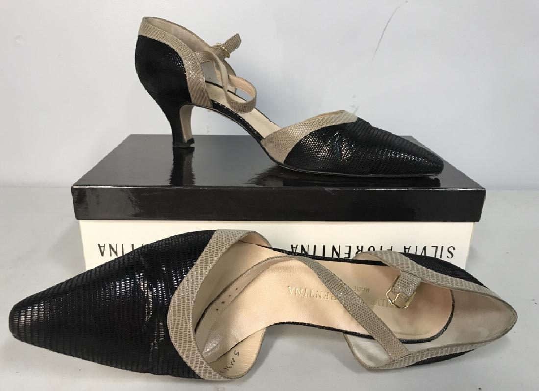 SILVIA FLORENTINA Women's Heels Size 7 1/2 - 2