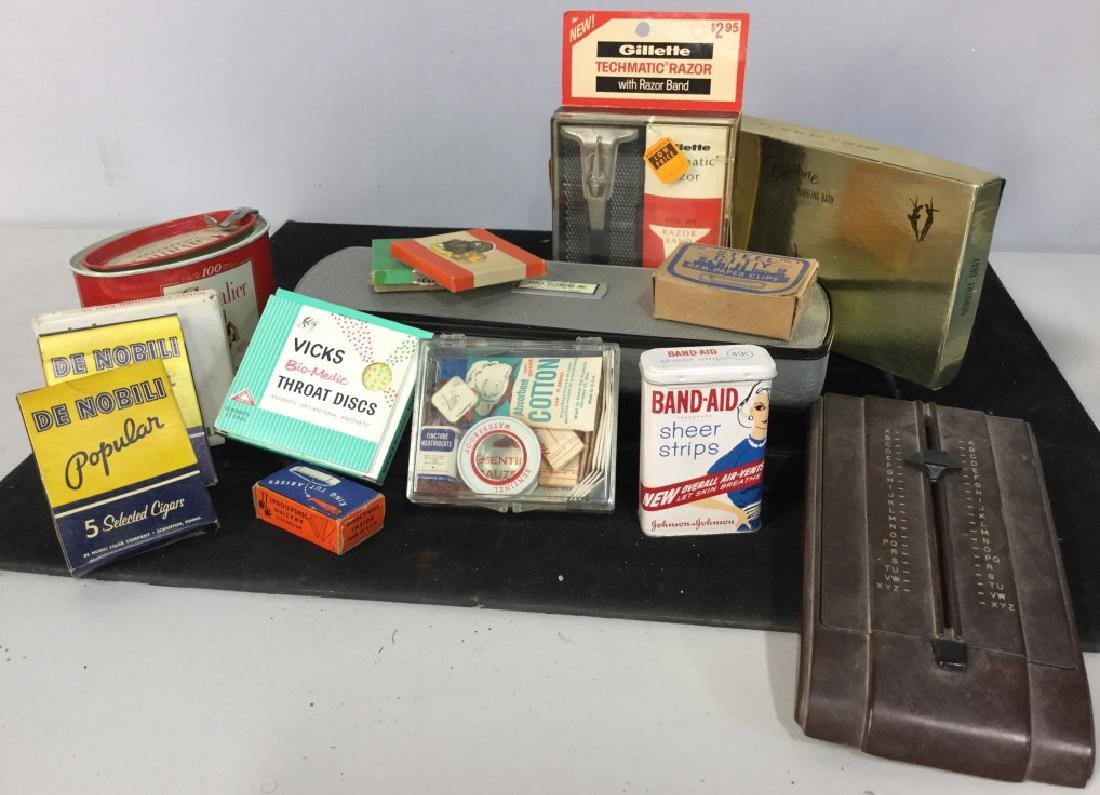 Group Lot of Medical Memorabilia