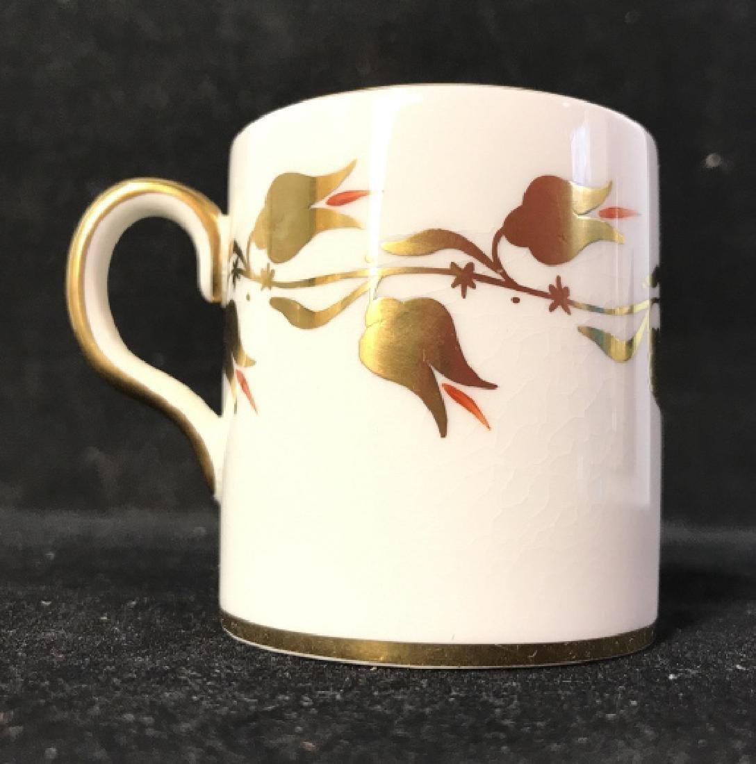 Set 8 ROYAL CHELSEA Espresso Cups - 4