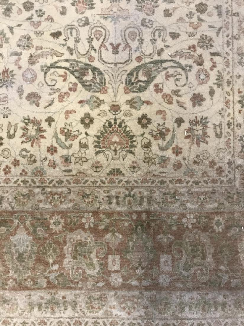 Oriental Low Wool Pile Carpet