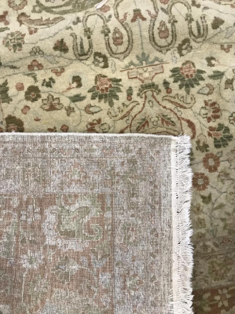 Oriental Low Wool Pile Carpet - 7