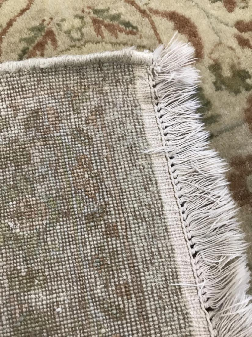 Oriental Low Wool Pile Carpet - 8