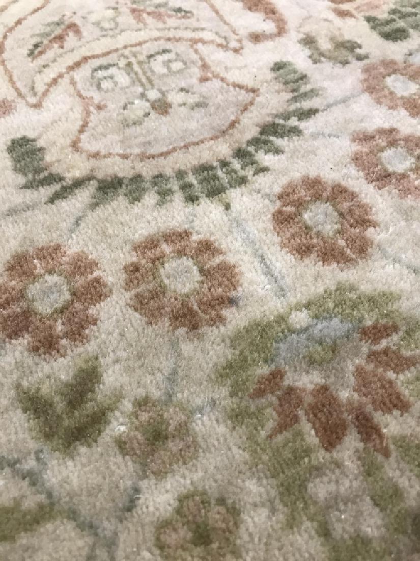 Oriental Low Wool Pile Carpet - 9
