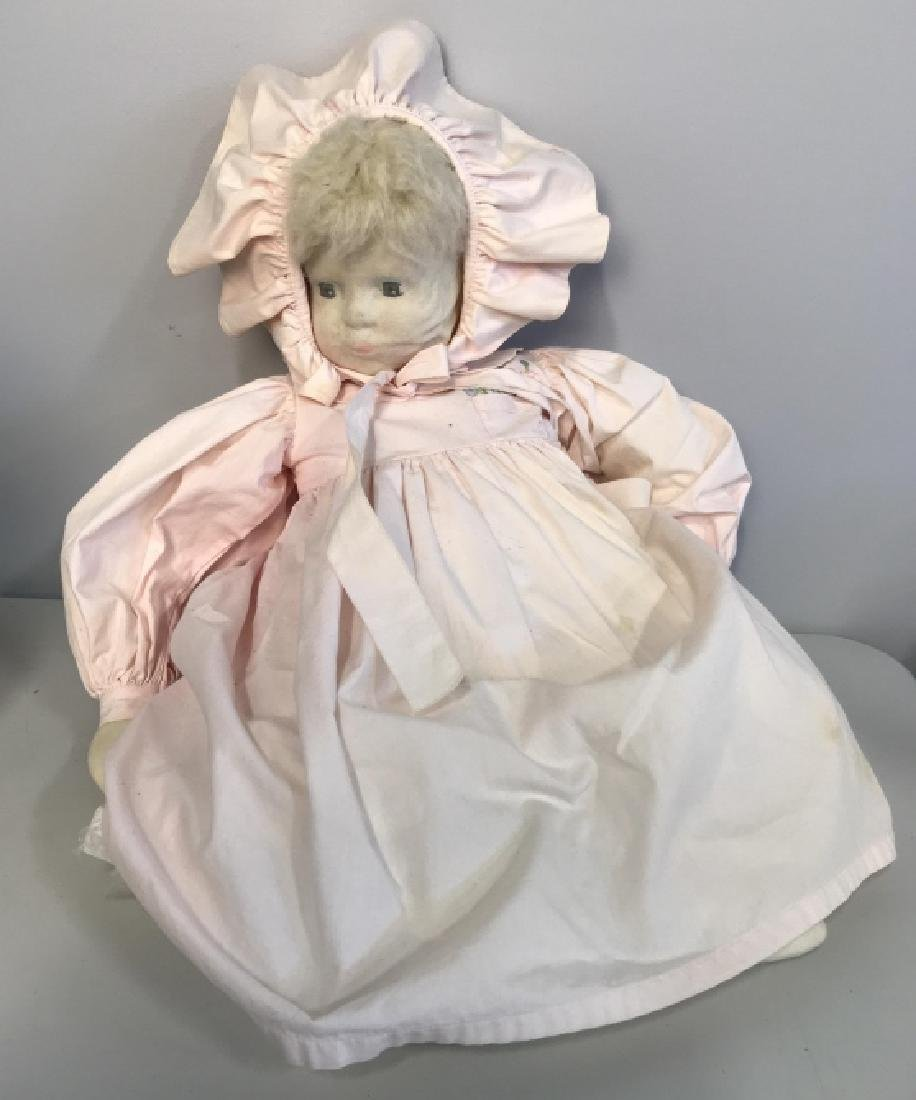 Vintage Doll W BERGDORF GOODMAN Baby Clothes