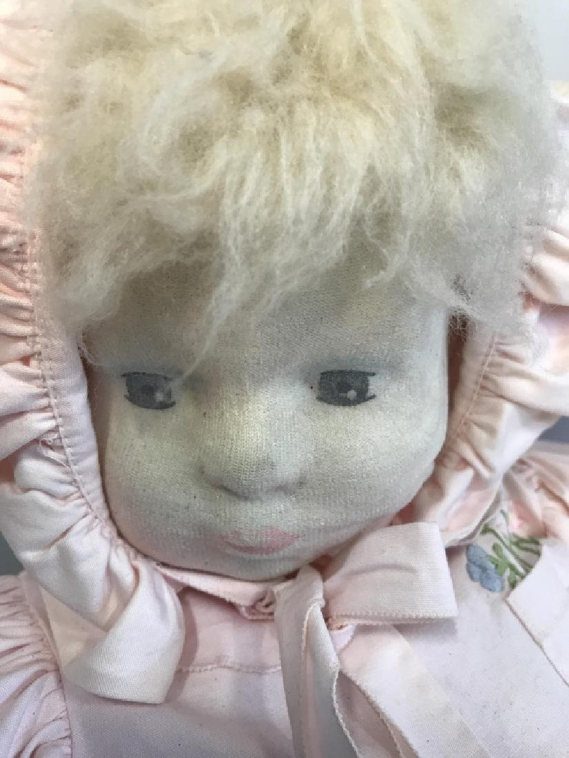 Vintage Doll W BERGDORF GOODMAN Baby Clothes - 5