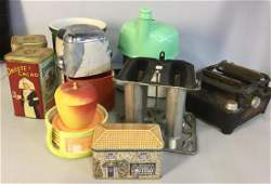 Vintage Group Lot of Kitchen Utensils