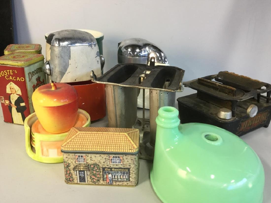 Vintage Group Lot of Kitchen Utensils - 2