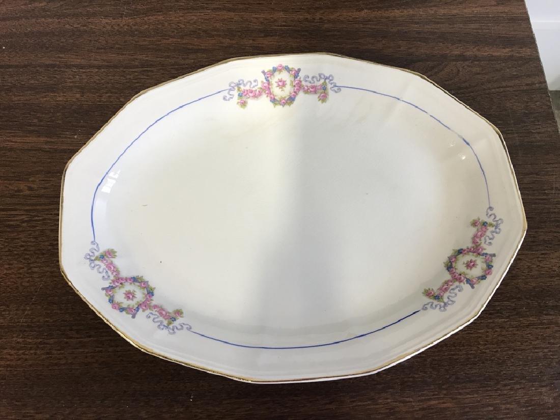 Vintage Group of porcelain Serving Utensils - 7