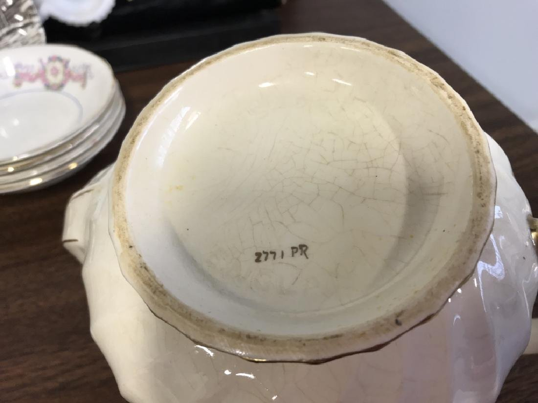 Mixed Lot of Misc. Porcelain & Glass items - 4