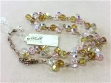 Vintage PARK LANE Beaded Collar Necklace