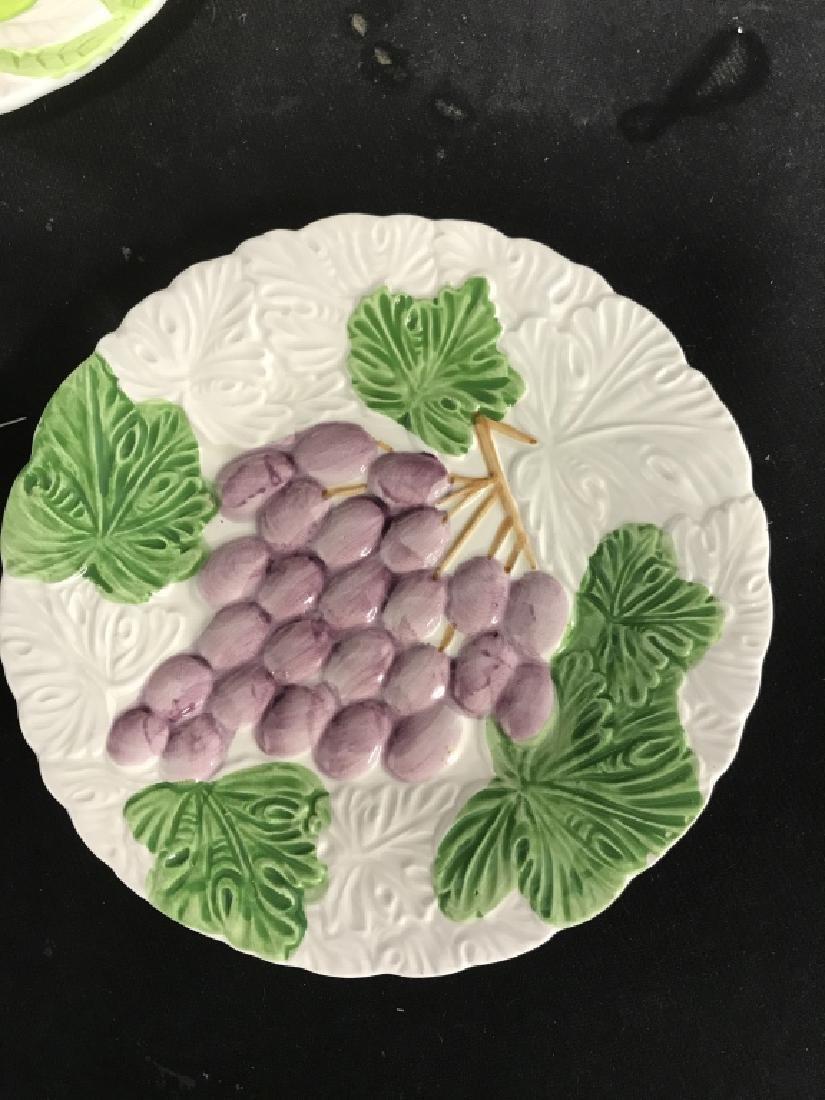 Group Set of 10 Dessert Plates - 7