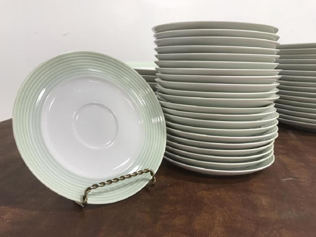 Large Collection of CRATE & BARREL Plate Set - 7