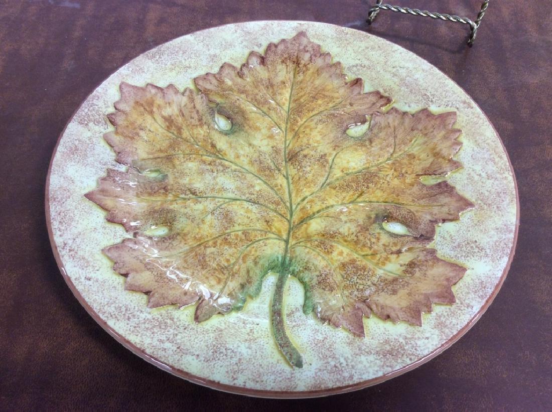 Group Lot Glass Ceramic Serving Platters - 4