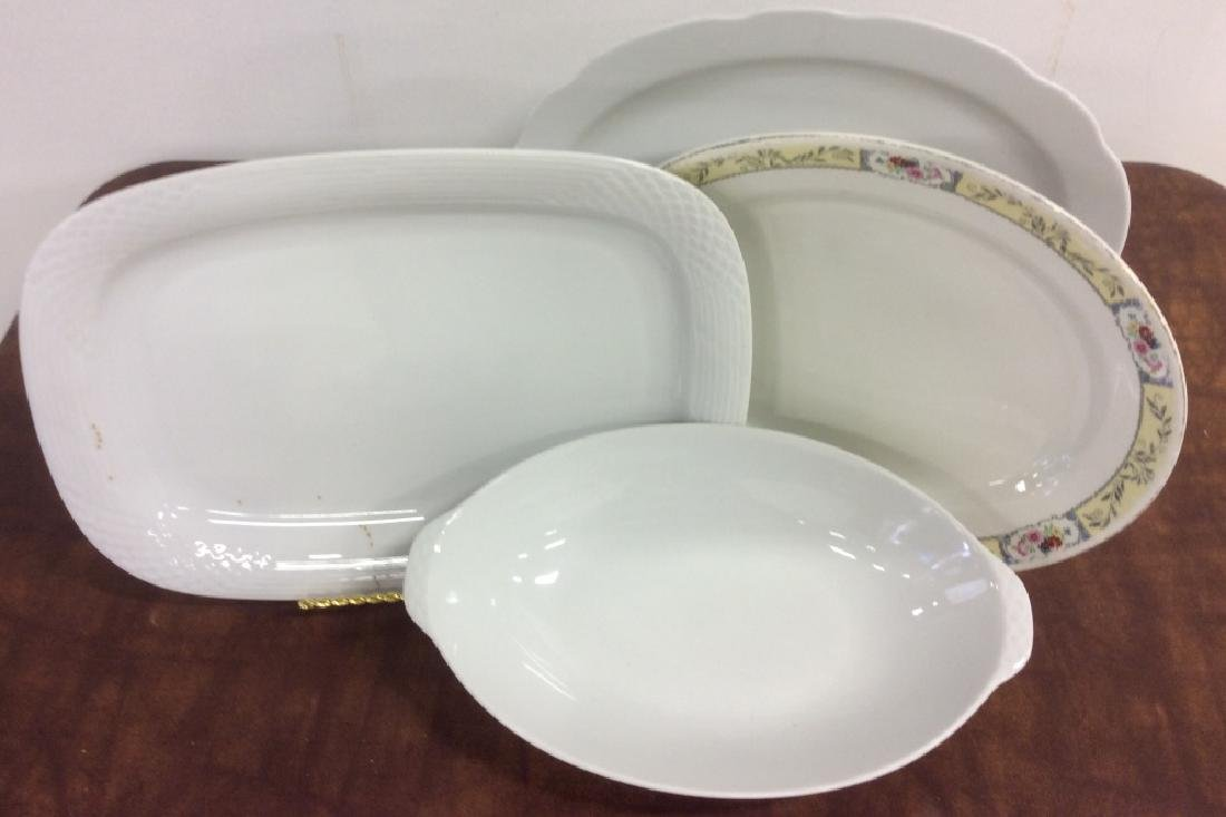 Group Lot of Mixed Ceramic Serving ware - 2