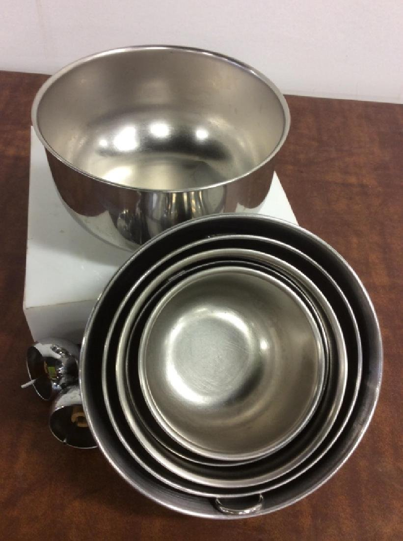 Stainless Mixing Bowl Set