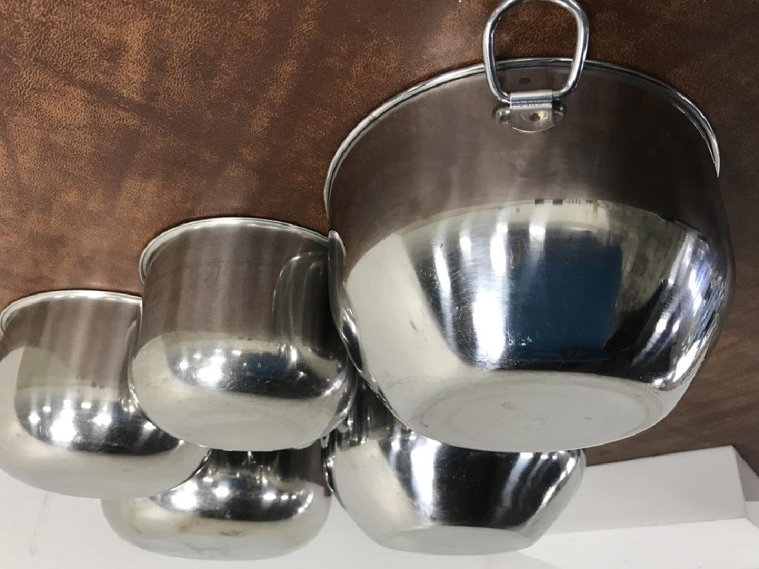 Stainless Mixing Bowl Set - 7