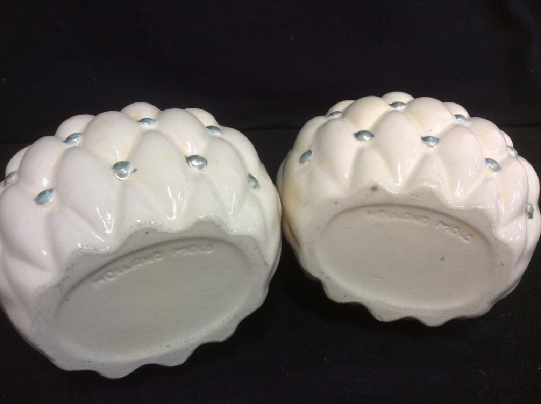 Ladies Vintage Ceramic Vanity Set - 6