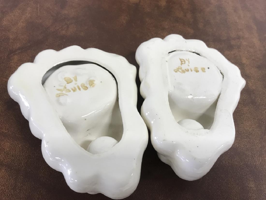 Group Vintage Opalescent Decorative Ceramics - 5
