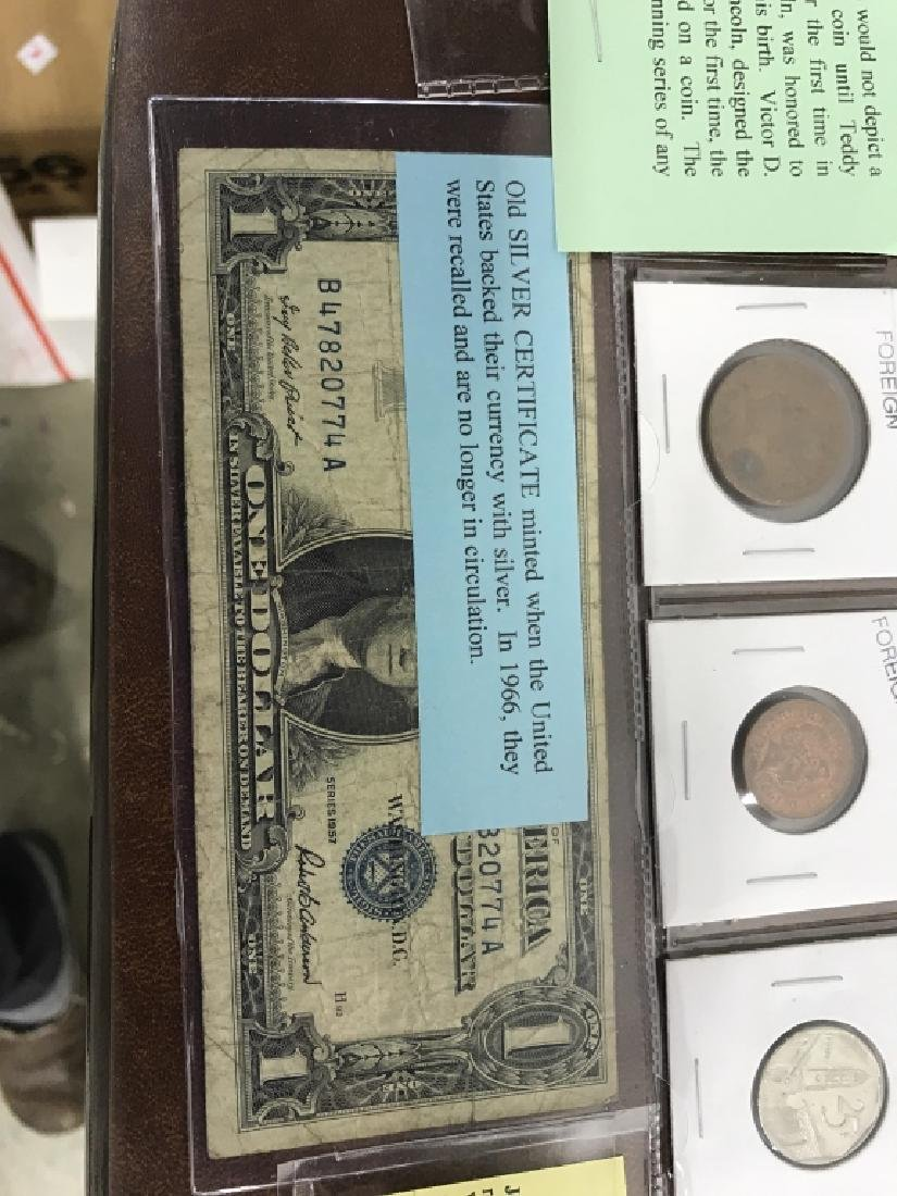Extensive Collection of American Coins And Money - 3