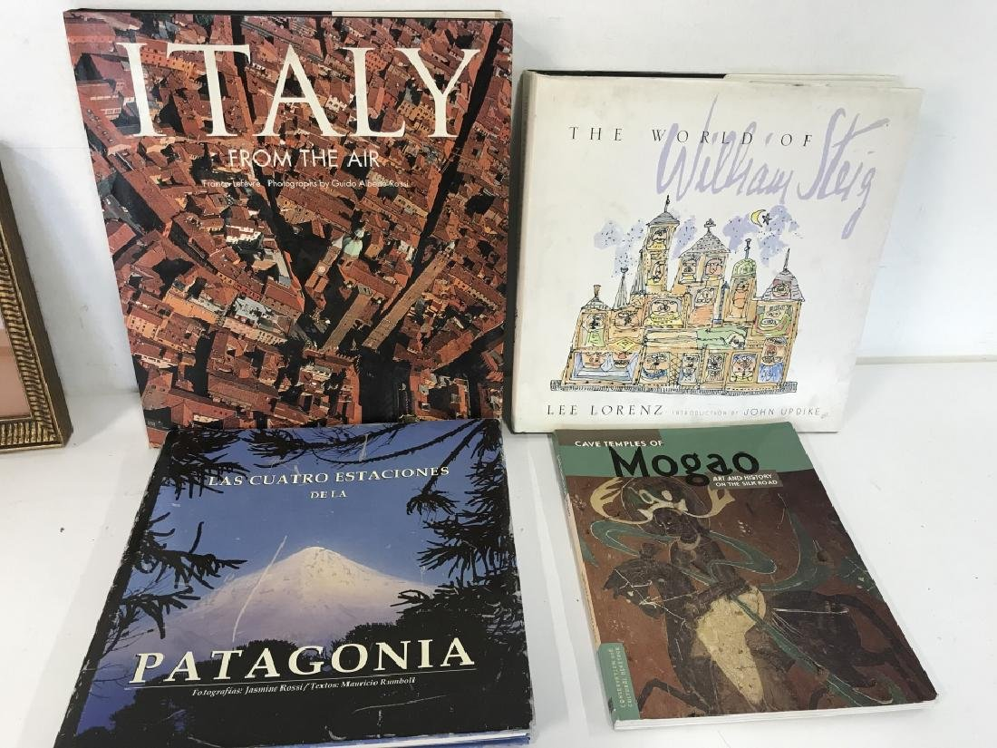 Group Lot of Travel Picture Books