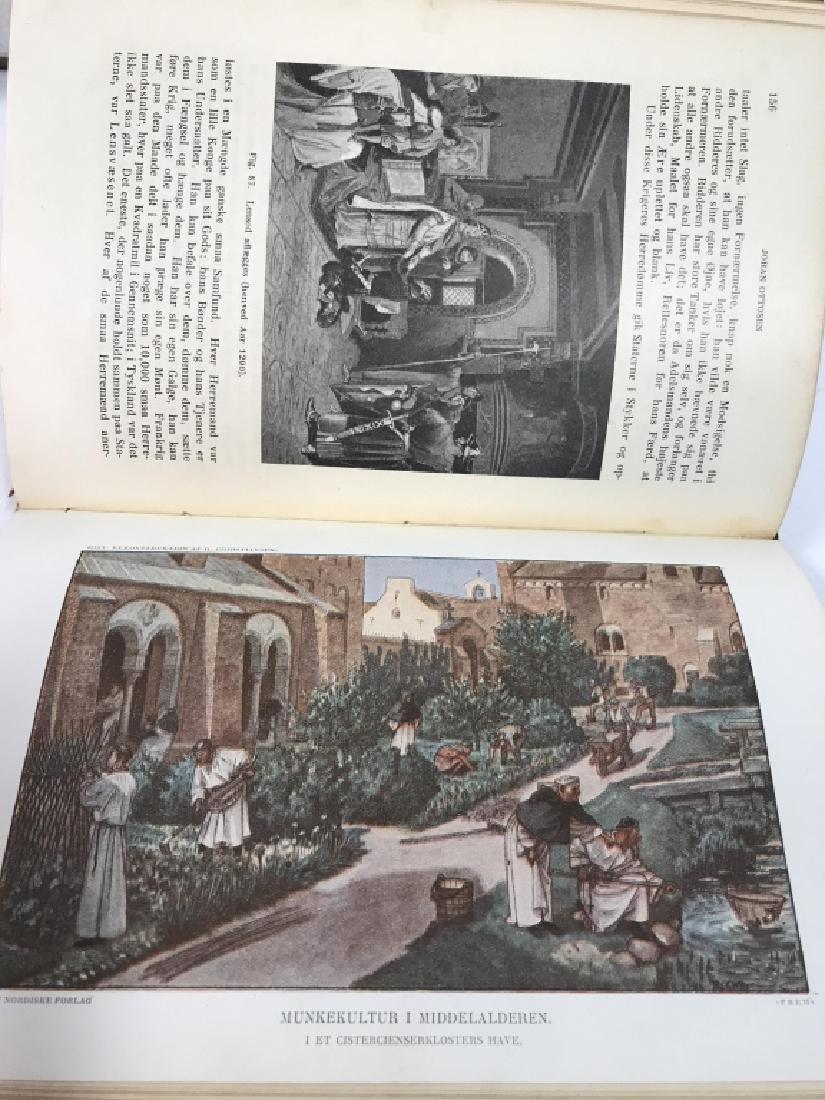 Group of Vintage & Antique Mixed Language Books - 10