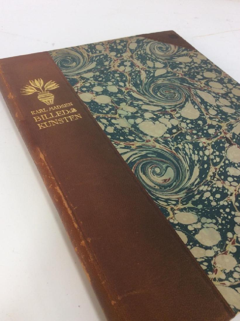 Group of Vintage & Antique Mixed Language Books - 2
