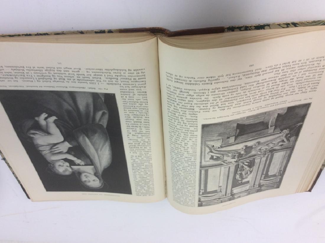 Group of Vintage & Antique Mixed Language Books - 3