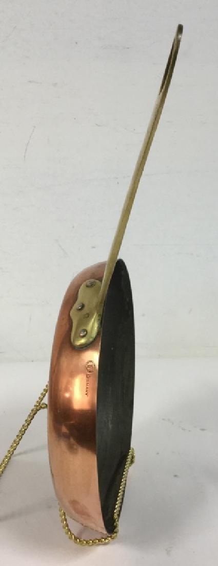 Copper Sauté Pan - 2