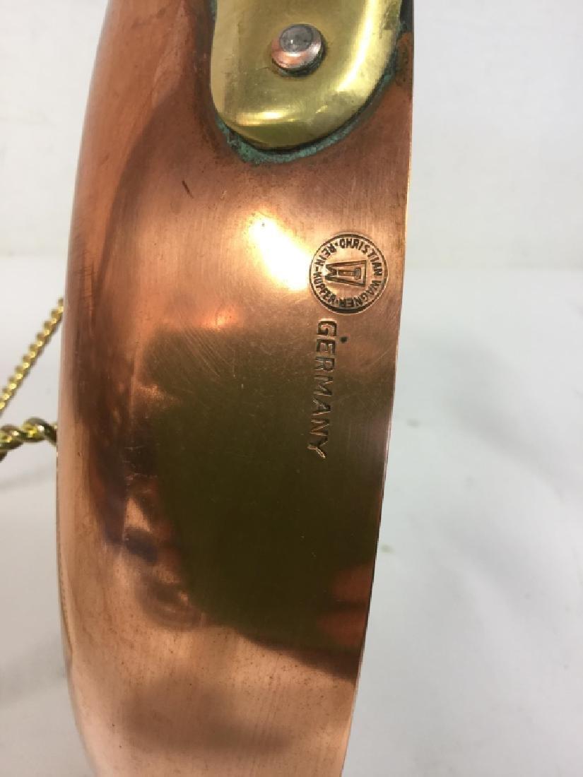 Copper Sauté Pan - 3