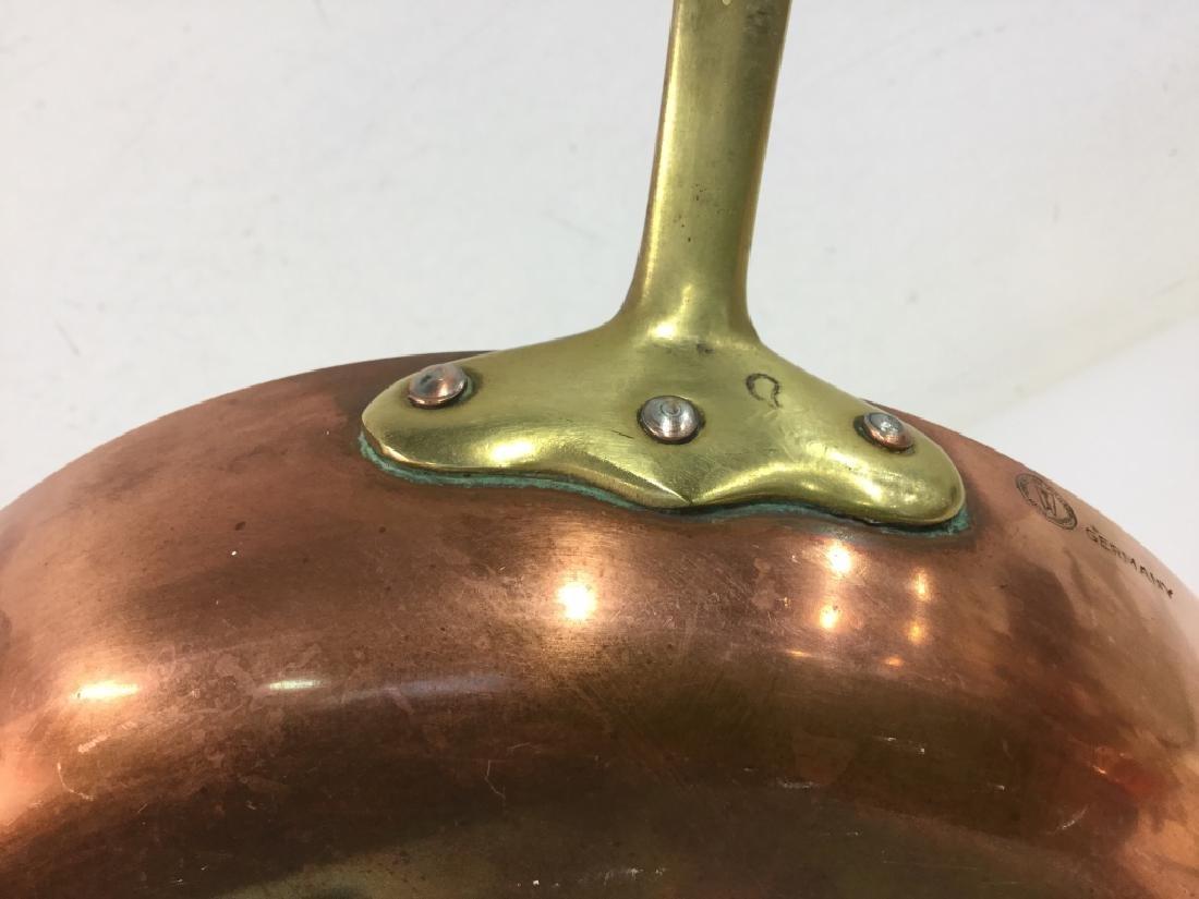 Copper Sauté Pan - 5
