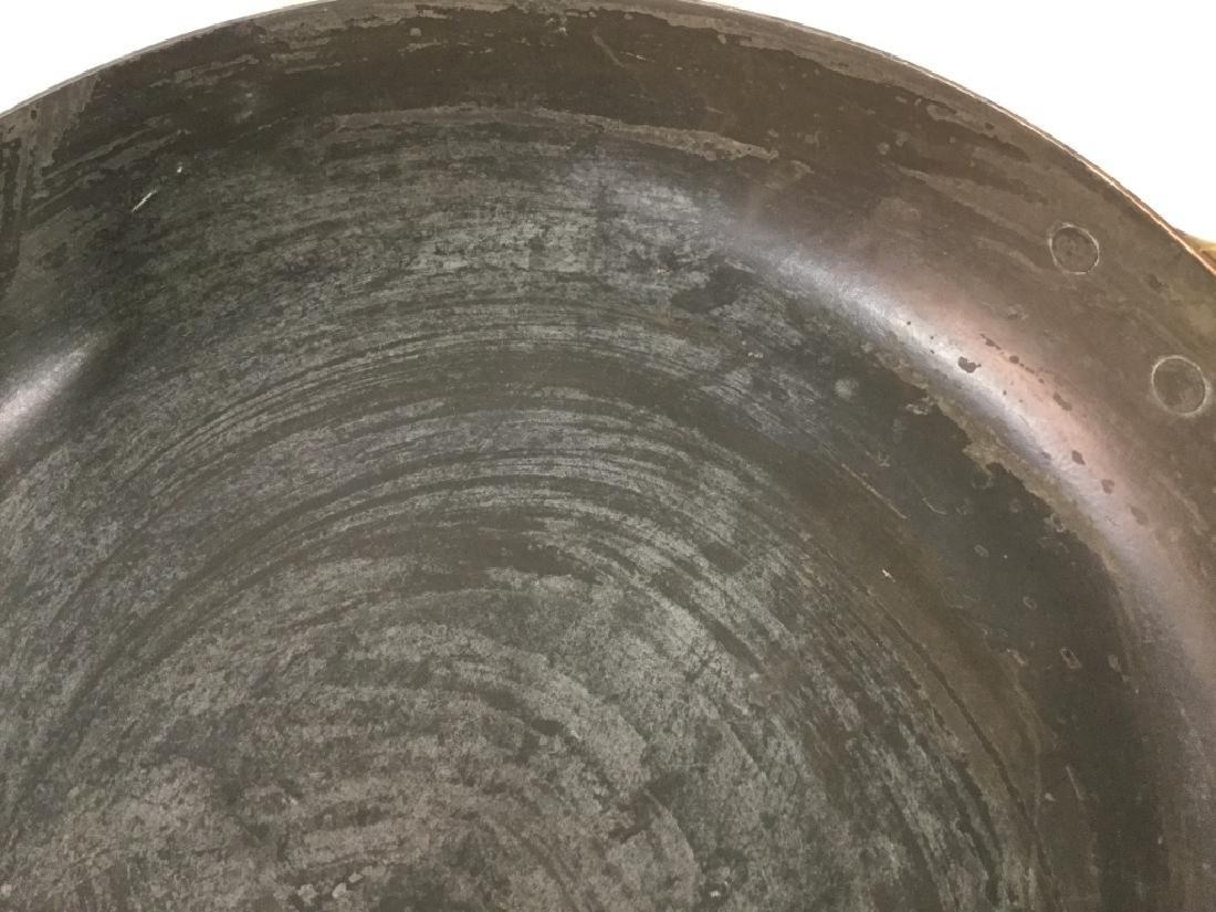 Copper Sauté Pan - 9