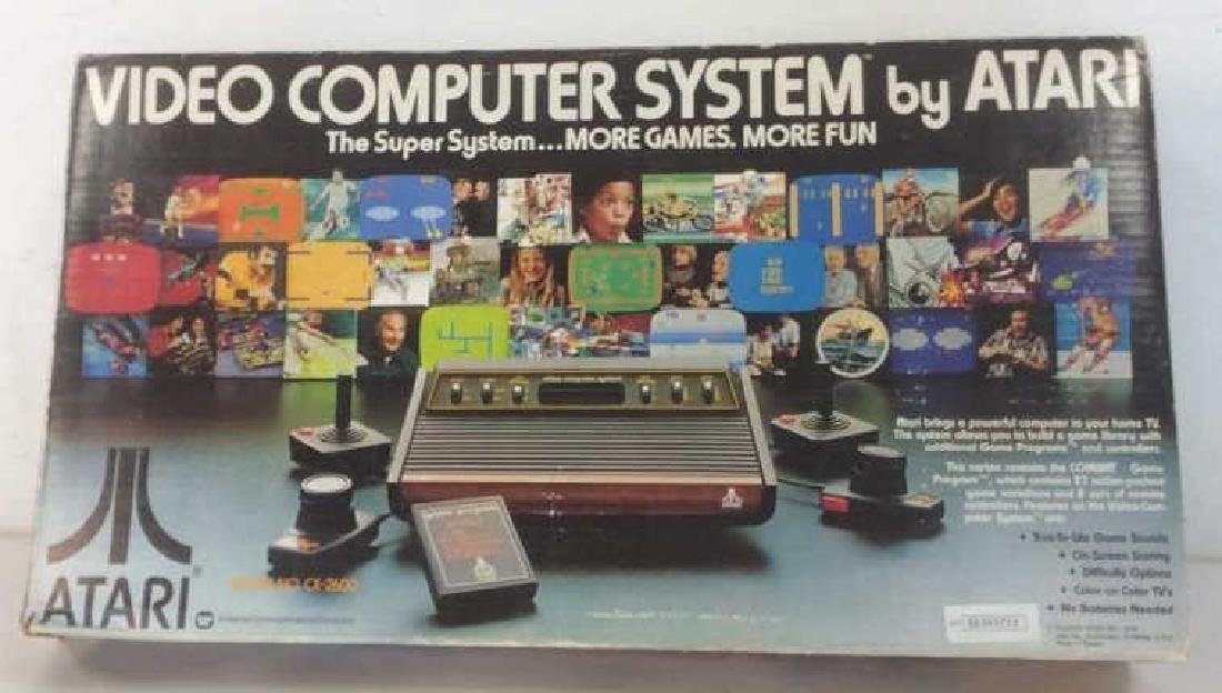 Video Computer System by Atari