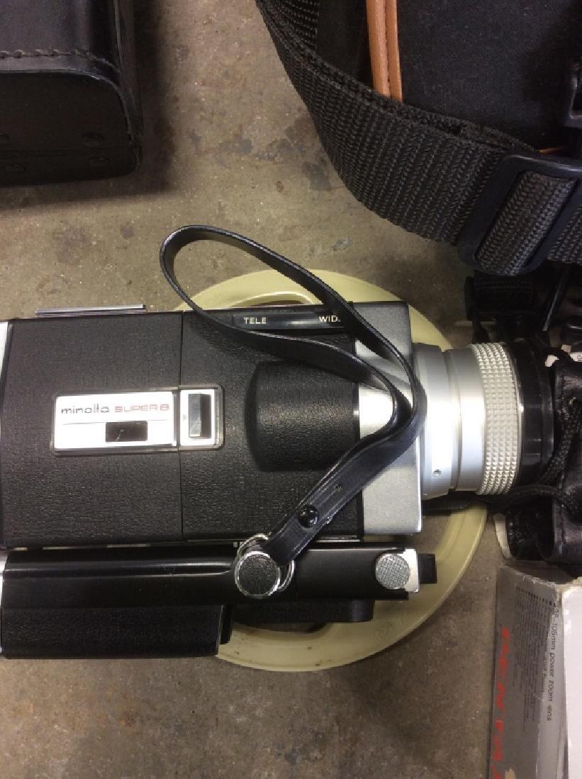 Group Lot Cameras Lenses - 6