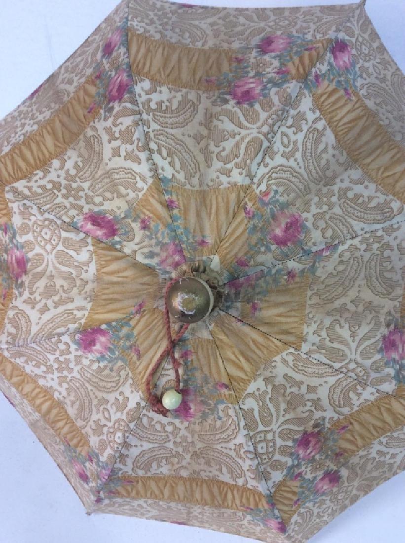 Antique Child's Parasol Umbrella - 10