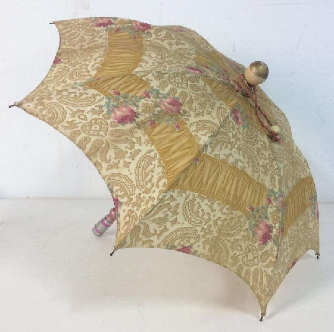 Antique Child's Parasol Umbrella
