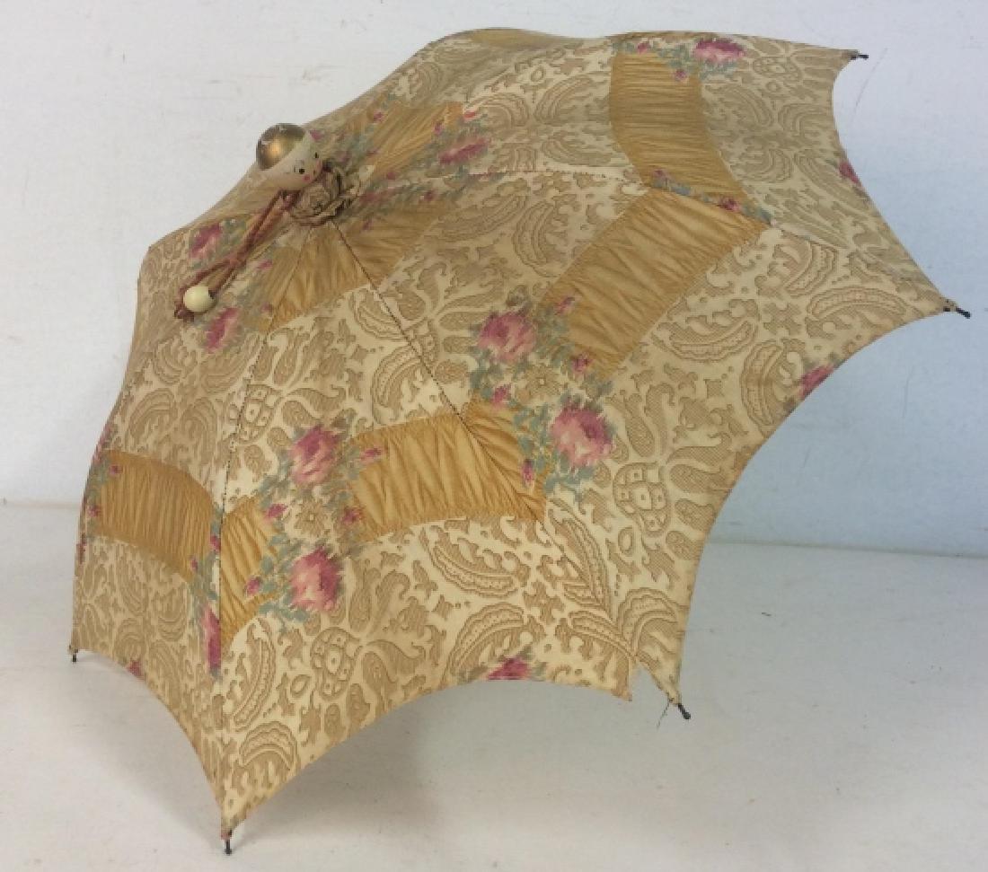 Antique Child's Parasol Umbrella - 2