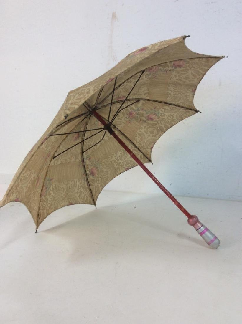 Antique Child's Parasol Umbrella - 5