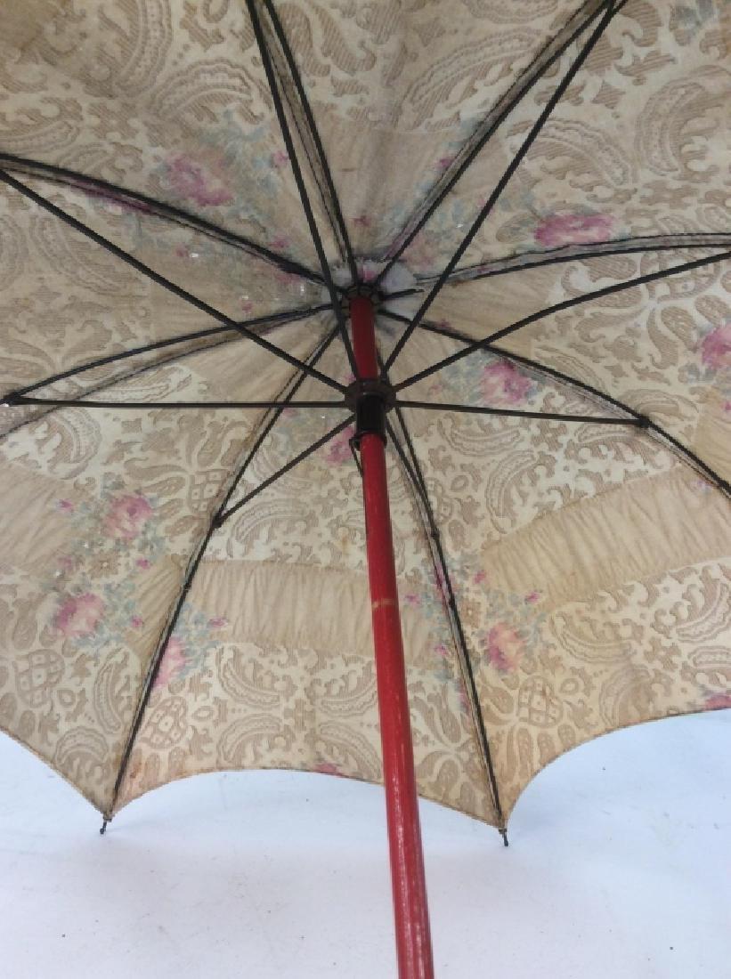 Antique Child's Parasol Umbrella - 7