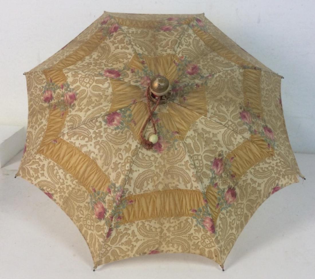Antique Child's Parasol Umbrella - 9