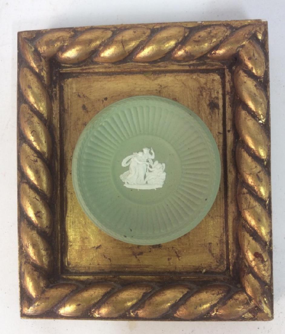 Group Wedgewood Porcelain Trinket Plates - 2